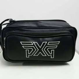 Toiletries Pouch Tas Bola Kecil Pouch GOLF Traveling