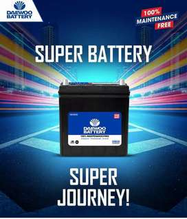 All car New batterY available Free home delivery free battery fitting