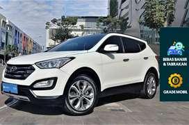 [OLX Autos] Hyundai Santa Fe 2.2 CRDi A/T 2012 Putih #AutoBro
