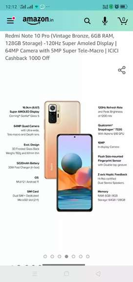 Mi note 10 pro 6/128 seal pack