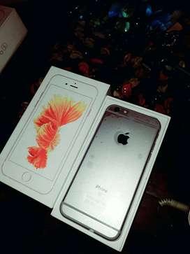 apple iphone 6s 64gb rom unlocked fingreprint with cod yes.