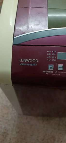Kenwood automatic Washing machine - KWM-5065FAT