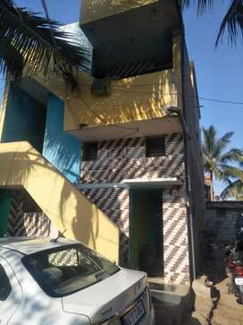 Lease house in vinayaka nagar '24*7 water available with borwel