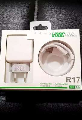 Charger Oppo VOOC Real 100% 4ampere R17