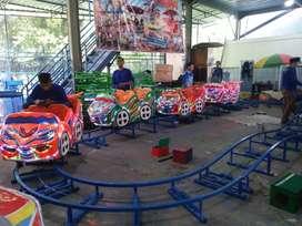odong odong kereta panggung rel bawah tayo mini roller coaster 11
