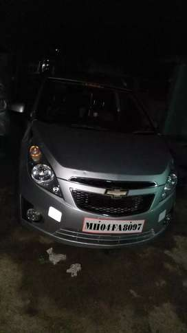 Chevrolet Beat 2012 Petrol Well Maintained