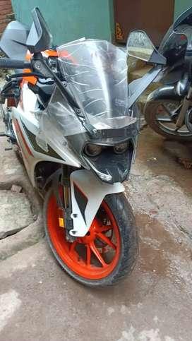 New bike ktm rc 250