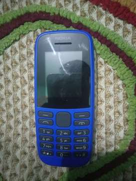 Nokia 108 new phone one month old
