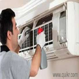 AC WALA for AC Service, Repairs Gas Refill Installation / Shifting Hyd