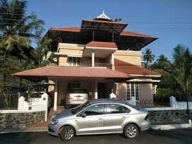 11 cent 2400 sft 4 bhk posh gated villa at kakkanad near civil station