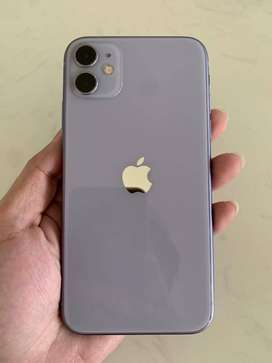 buy nice condition of i phone 11 with kit  don't msg me for exchange