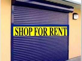 Shop for rent upper plate