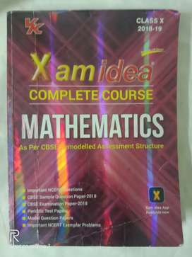 X am Idea Mathematics (Complete Course)