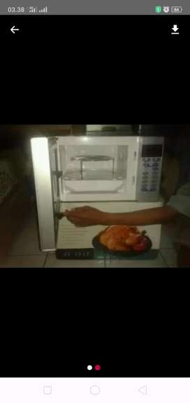 U-ROLUX COOKING OVEN