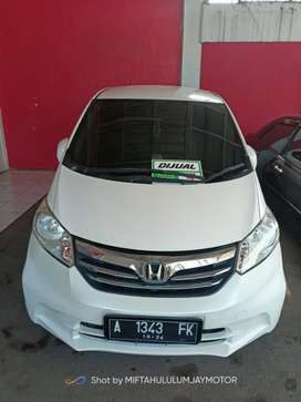 Honda freed 2014 matic