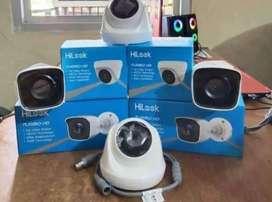 JUAL paketan dan eceran kamera cctv lengkap berikut pasang