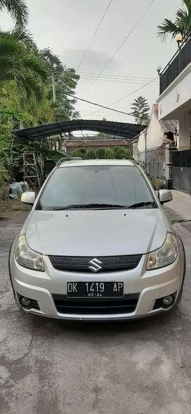 Suzuki X-Over, 2009, manual, tangan pertama, asli Bali