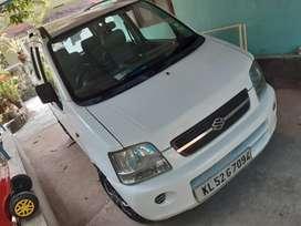 Maruti Suzuki Wagon R LXI, 2005