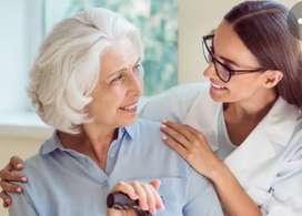 M.J  Patients Health care services