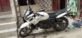 Apachee rtr180 model 2018 July Good condition colour white