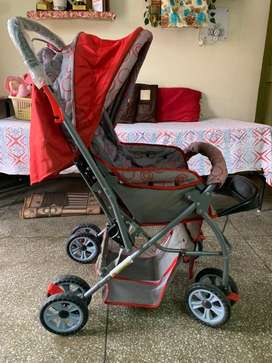 Stroller Pram (Babyhug)