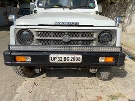Maruti Suzuki Gypsy Government Number