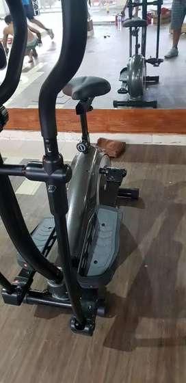 sepeda statis elliptical series 6078HA/sehat fitalis fit