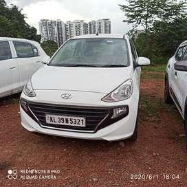 Hyundai Santro, 2018, Petrol