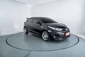 Toyota Yaris S TRD Sportivo MT 2018 Hitam