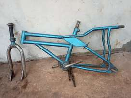 FRAME SET JADUL UK.16