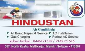 All Types AC repair and service
