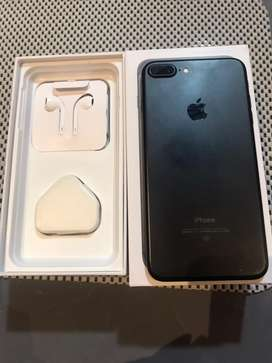 Iphone 7 pluss 128 GB
