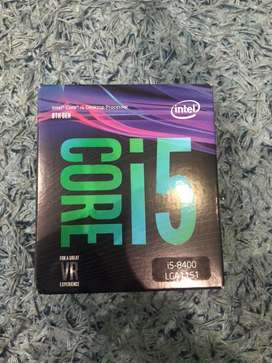 Processor intel i5 8400