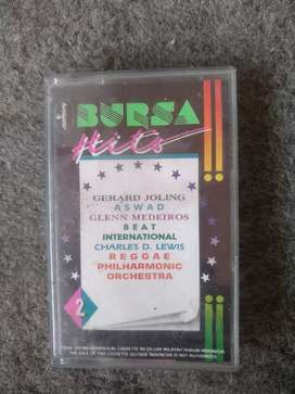 Kaset lawas- album bursa hits 1990