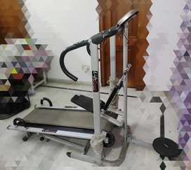4 in 1, Treadmill