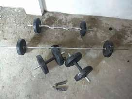 GYM WORK OUT EQUIPMENTS