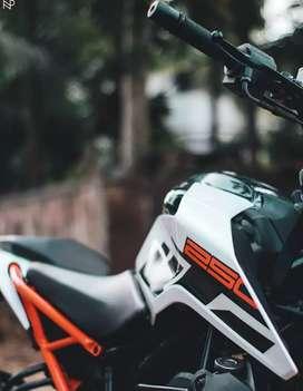 A bike / ktm 250