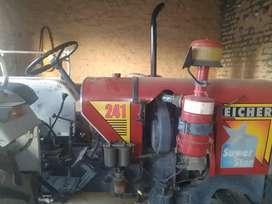 155000 Eicher Tractor