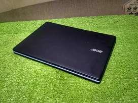 Acer v5 notebook. Slim. Mewah. Normal cocok buat pelajar