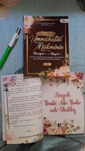 Buku siroh ummahatul mukminin full colour