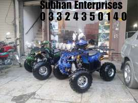 Off Road Full Luxury Model Big Size Atv Quad 4 Wheel Deliver All Pak