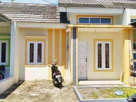 Rumah DP 0% di belakang Pasar Grosir Daya. Sistem cluster BEBAS BANJIR