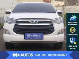 [OLX Autos] Toyota Kijang Innova 2.4 G Solar M/T 2017 Putih