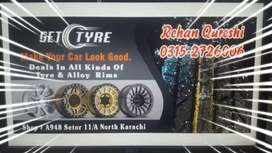 New tyre only on 29000
