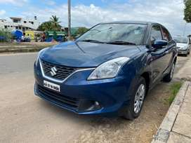 Maruti Suzuki Baleno 2017 Diesel Well Maintained