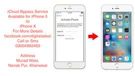 iCloud Bypass Available for iPhone 5 to Latest