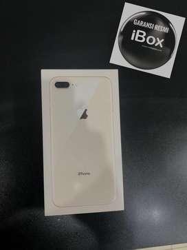 Promo iPhone 8 Plus 64GB New Grs Resmi iBox 1 Tahun
