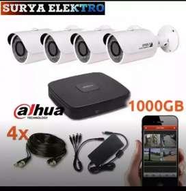 ( pusat - Camera cctv ~ paket murah komplit & garansi