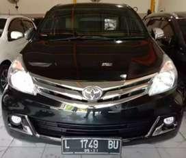 Toyota New Avanza G 1.3 Manual Hitam.. barange joss