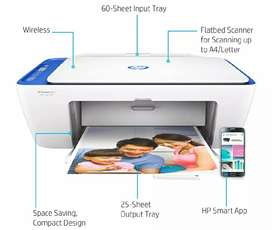 (NEW) HP Deskjet 2621 1000 Pages All-In-One Printer (White)